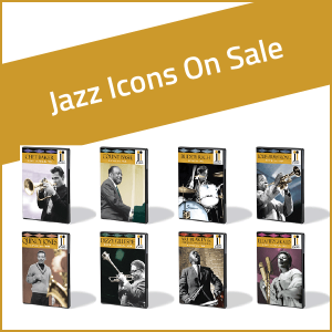 Jazz Icons on Sale
