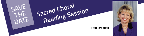 OKC Sacred Choral Reading Session January 2017