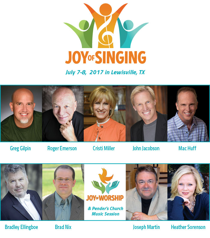 Joy of Singing 2017